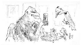 Go-go Gorilla! Apestjernen lugger i lesernes fordommer