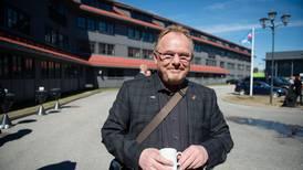 Legger sikkerhetsbyrden på Solberg