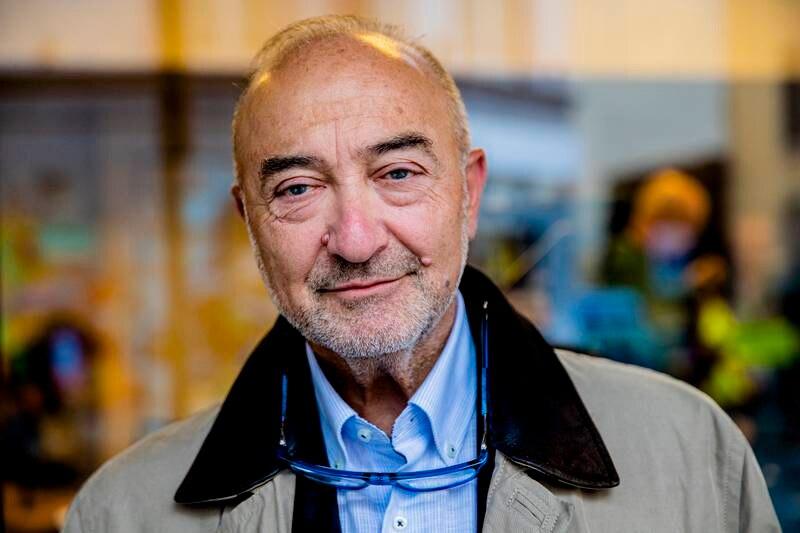 Ervin Kohn, andre nestleder ved Antirasistisk Senter og forstander i Det mosaiske trossamfunn.