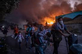Hellas-flyktningene kommer trolig ikke i år