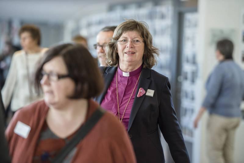 Kirkemøtet 2016. Ingeborg Midttømme