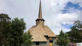 Mann dømt til fire år og to måneders fengsel for kirkebrannen på Dombås