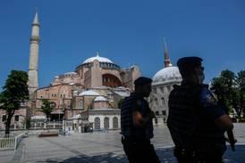 Omgjøringen av Hagia Sofia gjør meg så uendelig trist
