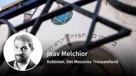 Joav Melchior: Brobygging krever forståelse