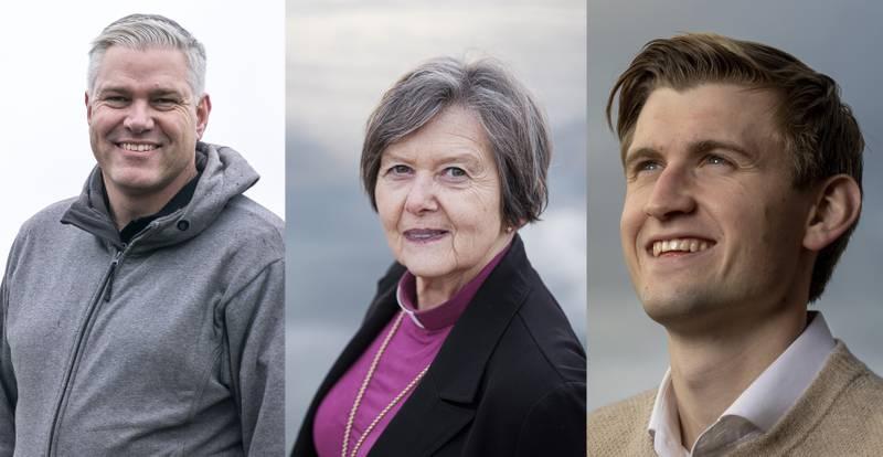 Leif Ingvald Skaug, Helge Haugland Byfuglien og Thor Haavik er nominert til Petter Dass-prisen 2020.