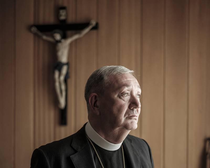 Biskop Bernt Eidsvig i Den katolske kirke.