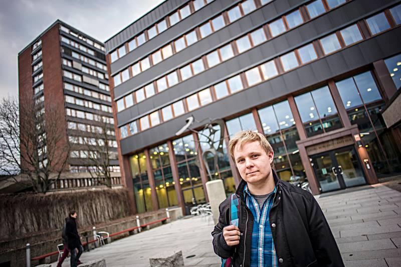 Daglig leder i Humanistskolen i Oslo, Ole Martin Moen