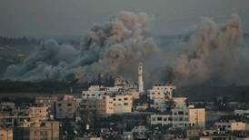 «De brutale juledagene i Gaza: Det man fryktet var i ferd med å skje. En fullskala krig mellom Israel og Hamas.»