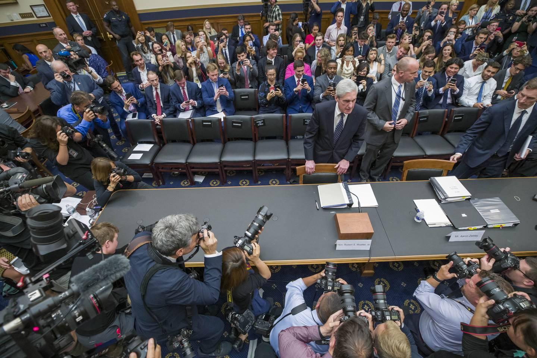 Mueller-rapporten etter 216-valget i USA