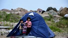 44.000 krever evakuering av barn fra gresk flyktningleir