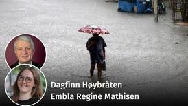 Norge gir for lite til klimabistand