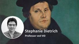 «Martin Luther ansatt som assisterende helsedirektør i Norge»