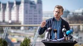 Venstre: Tapte rusreform, men åpner for cannabis på polet