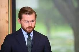 Rotevatn med syrlig slakt av MDG-invitasjon: Kaster grønne Venstre ut av regjering og får Ap og Sp i bytte