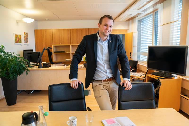 Kjell Ingolf Ropstad.