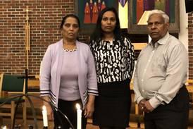 Biskop ber regjeringen gi amnesti til familie som har sittet seks år i kirkeasyl