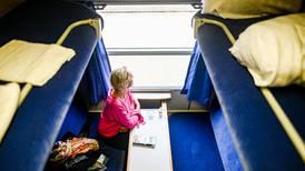 Toget som veien til det gode liv