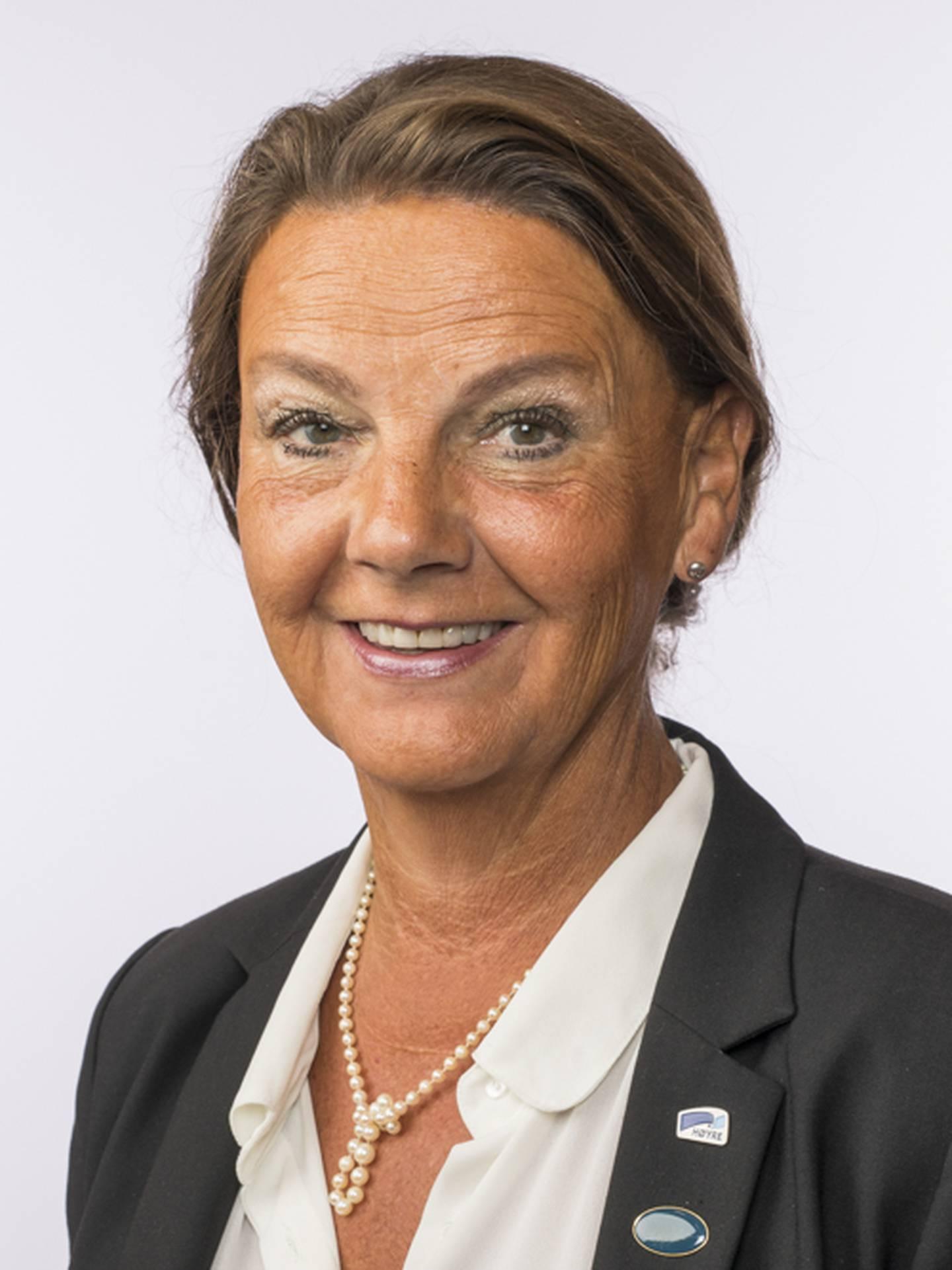 Ingjerd Schou, Høyre, Østfold