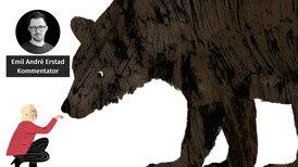 Ho skal temme den russiske bjørnen