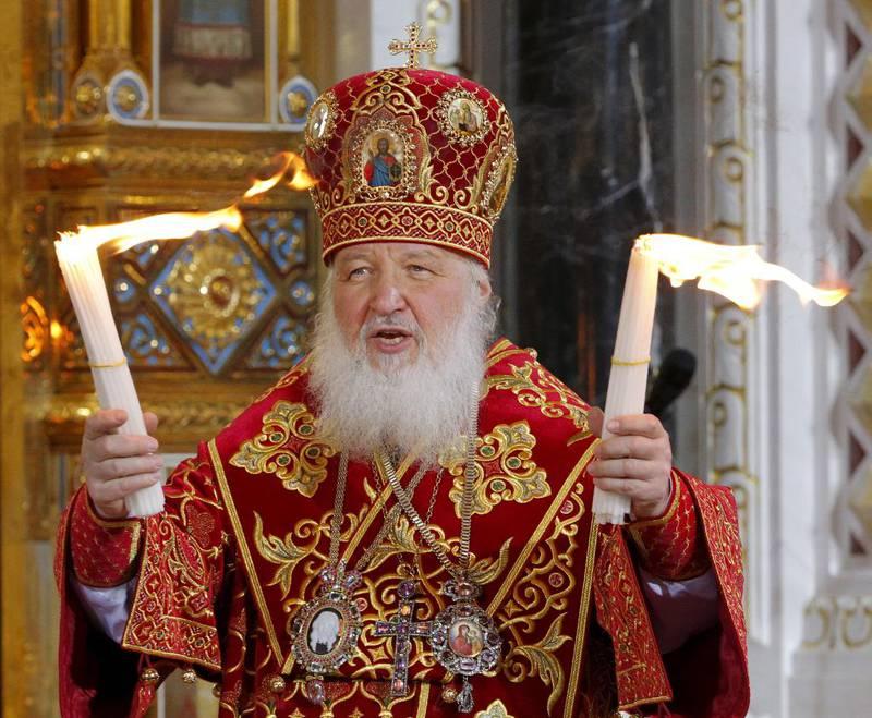 Patriark Kirill leder verdens tredje største kirkesamfunn. Den russisk-ortodokse kirke har 165 millioner medlemmer.