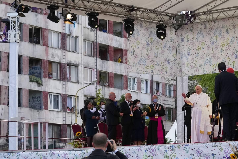 Paven i Lunik, Slovakia