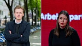 Unge Venstre-leder Sondre Hansmark ber om unnskyldning til AUF etter 22. juli