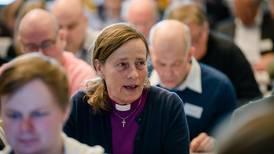 Biskop Aadnøy medeier i forlag som selger materiell til Den norske kirke