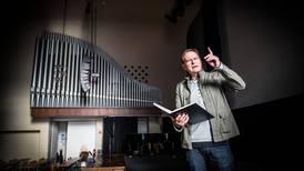 Svein Tindbergs Moria-dikt sett av en kvart million
