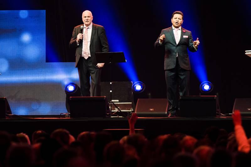 Visjon Norge har denne uken arrangert en tre dagers lang konferanse. Den har fått navnet «Jesus helbreder i dag», og hovedtaler er den amerikanske predikanten Guillermo Maldonado.