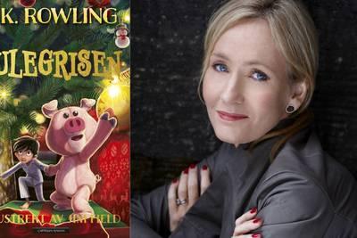 Anmeldelse: J.K. Rowling har ikke bestemt seg for hvem hun skriver for i «Julegrisen»