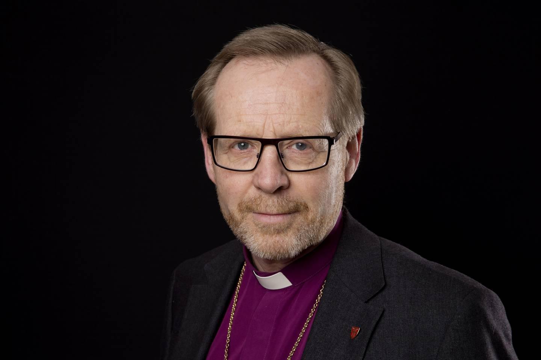 Halvor Nordhaug er biskop i Bjørgvin bispedømme med bispesete i Bergen. Foto: Håkon Mosvold Larsen / NTB