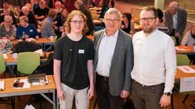 Tre generasjoner Bondevik samlet på Drivkraft
