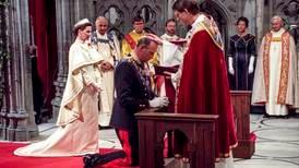 30 år siden kongeparet ble signet i Nidarosdomen