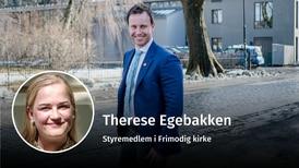 Seriøst, Sandaker-Nielsen?