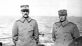Dette skrev kong Haakon og kronprins Olav fra London under krigen