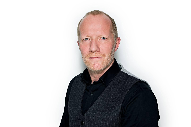Arne Jensen, generalsekretær i Norsk Redaktørforening