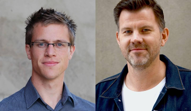 Ole Jakob Filtvedt og Knut Tvetereid