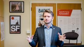 SV: Pengestøtte frå autoritære regime til norske trossamfunn er ein uting