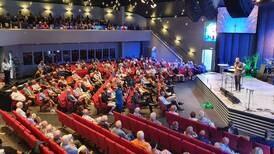 500 mennesker møtte opp på verdikonferanse i Vennesla søndag
