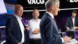 NRKs supermåling: Rødgrønn trio ett mandat unna flertall