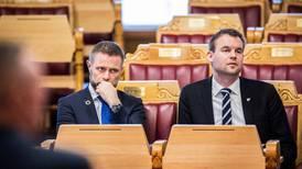 KrFs regjering foreslår å skrote KrFs alkoholseier fra 2018
