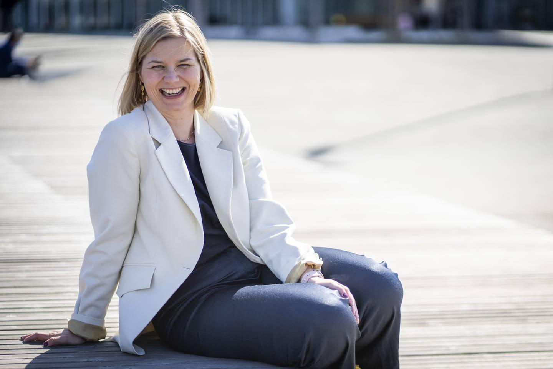 UTEBLITT: Mange forventet en Melby-effekt da hun overtok som leder i Venstre. Den har latt vente på seg.