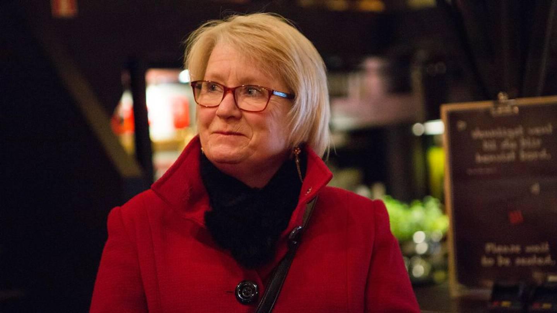 MINNE: Anne Spjelkavik, leder for Støttegruppen etter 22. juli i Sør-Trøndelag.
