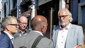 Grimstad trakk seg fra Venstres valgkomité på grunn av Raja