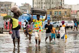 Frykter koleraepidemi