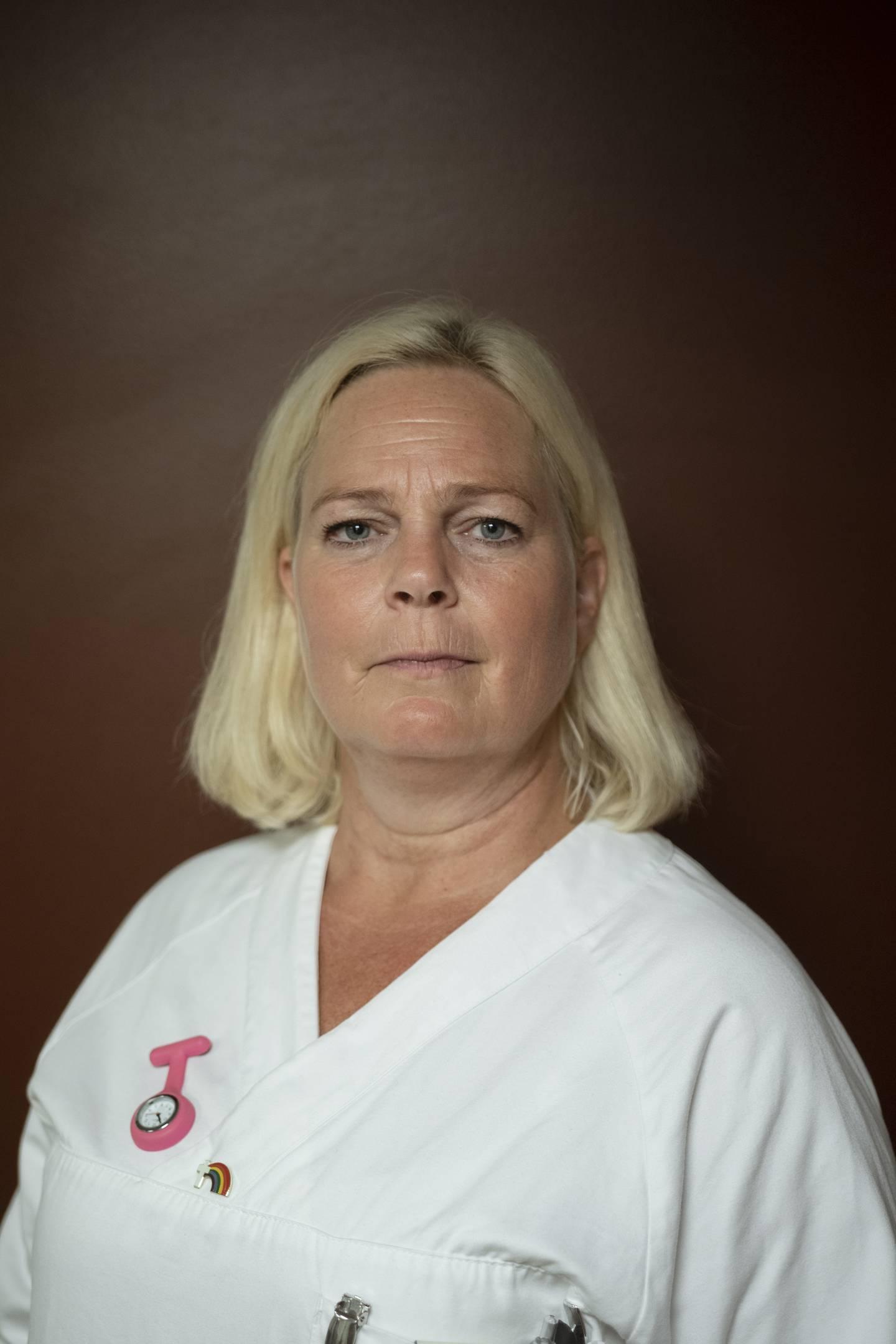 Aud Irene Svartvasmo