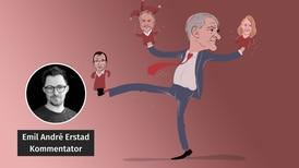 Ho blir truleg Norges neste utanriksminister