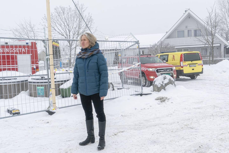 Kari Kogstad, fastlege Gjerdrum legesenter.