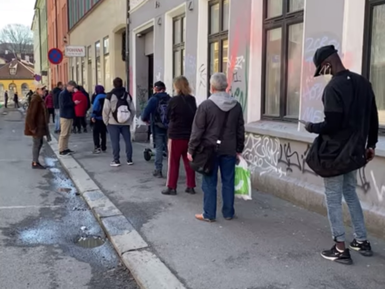 Evangeliesenteret Oslo