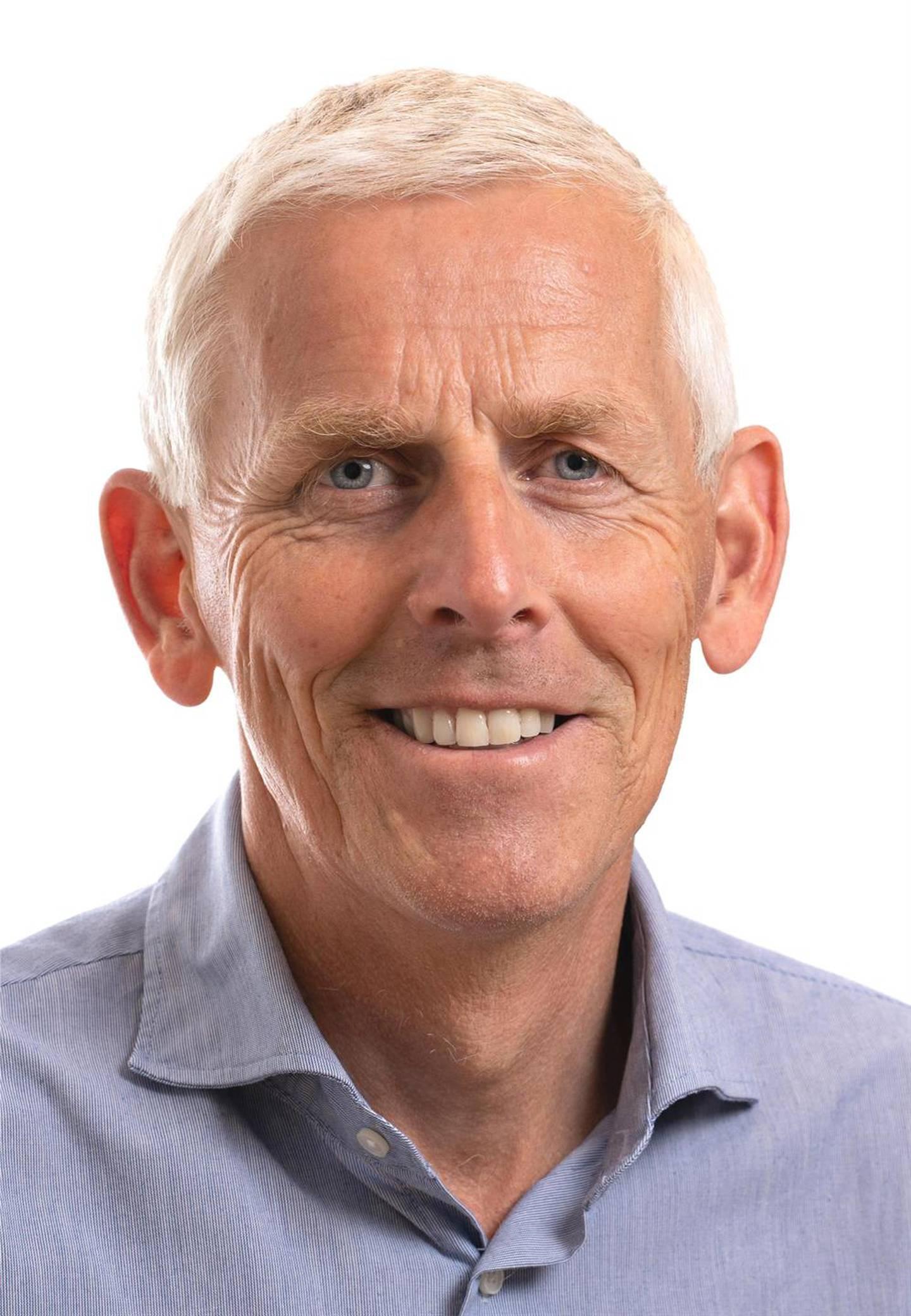 Sigbjørn Sødal, rektor ved NLA Høgskolen